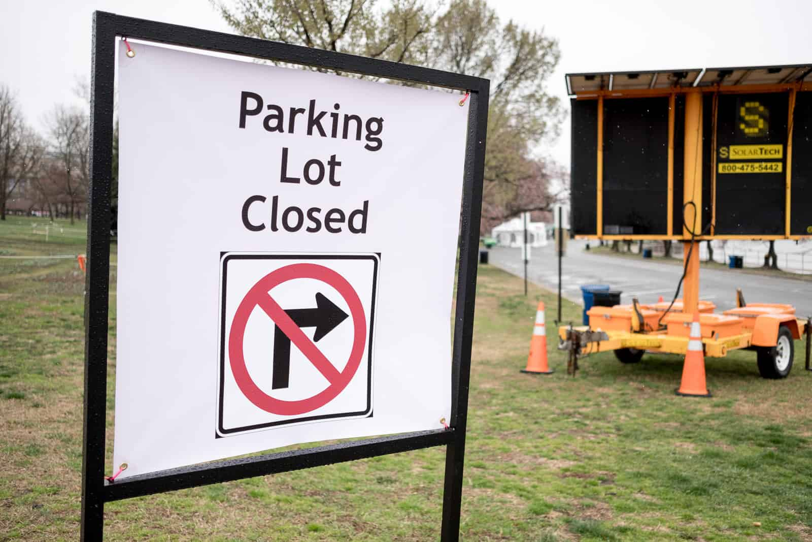 Cherry Blossom Parking Options | Washington DC Cherry Blossom Watch
